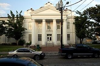 Lafourche Parish, Louisiana - Image: Lafourche Parish Courthouse
