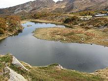 Il Lago Nero nella Montagna pistoiese