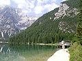 Lago di Braies,Pragser Wildsee - panoramio (2).jpg