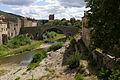 Lagrasse (Aude) village et vieux pont en été.jpg