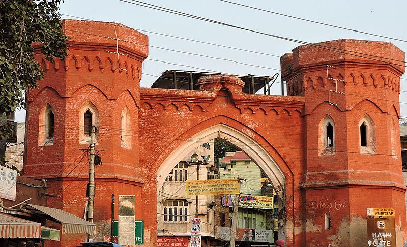 File:Lahauri Gate , Amritsar, Punjab, India.jpg