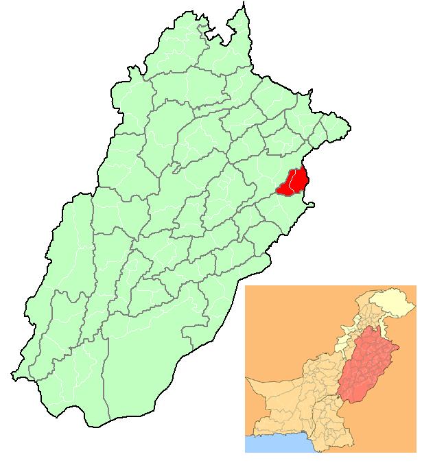 Lahore Punjab Pakistan