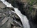 Lake Creek Falls (Clarks Fork Valley, Beartooth Mountains, Wyoming, USA) 4 (19835966822).jpg