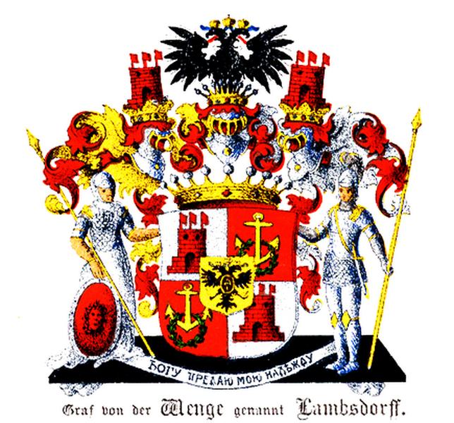 Von Lambsdorff Stammbaum