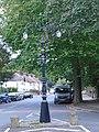Lamp post, Whitehedge Road.jpg