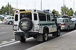 Land Rover Defender der Slowakischen Polizei in Bratislava 01.jpg