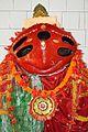 Large-eyed Durga - Bishalakhi Mandir - Sankrail - Howrah - 2013-08-15 1487.JPG