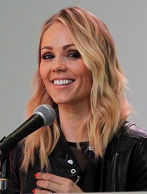 Laura Vandervoort - Vandervoort in May 2016