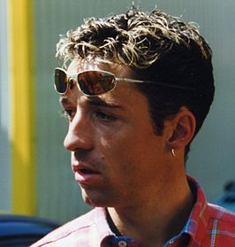 Laurent Roux in 1999