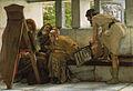 Lawrence Alma-Tadema - A Roman studio.jpg