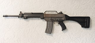 Leader Dynamics Series T2 MK5 Type of Assault rifle/carbine