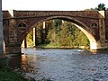 Leaderfoot Bridge(s) over River Tweed - geograph.org.uk - 984578.jpg