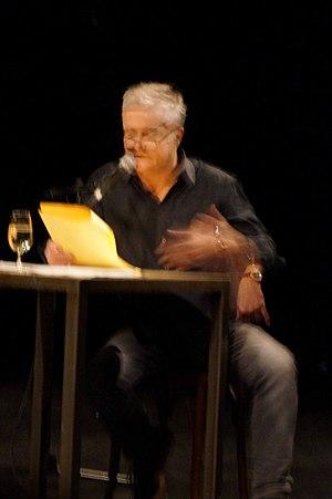 Olivier Cadiot - Olivier Cadiot in 2013