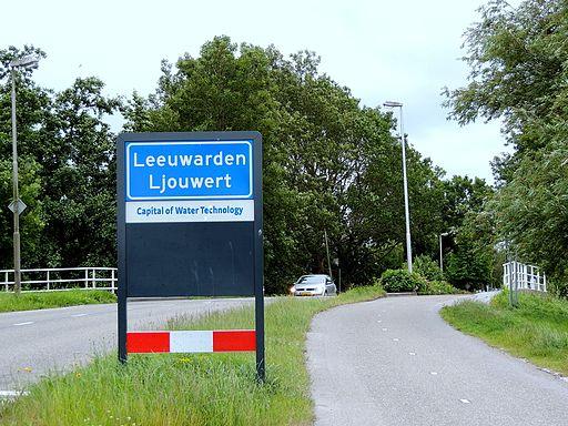 Leeuwarden Capital of Water Technology