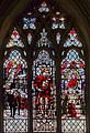 Leicester Cathedral, Stained glass window (26781274751).jpg