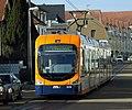 Leimen - Römerstraße - Bombardier RNV8 - RNV 3278 - 2019-02-05 14-16-40.jpg