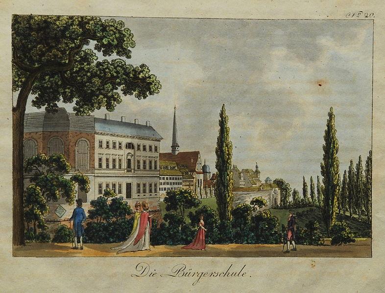 File:Leipzig 1804 Die Bürgerschule.jpg