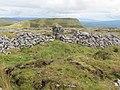 Leitrim, Keelogyboy Mountain. Boundary Wall - geograph.org.uk - 2629677.jpg