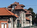 Lens - Écoles des cités de la fosse n° 9 des mines de Lens (08).JPG