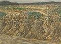 Leo Gestel Landscape with haystacks 1939.jpg
