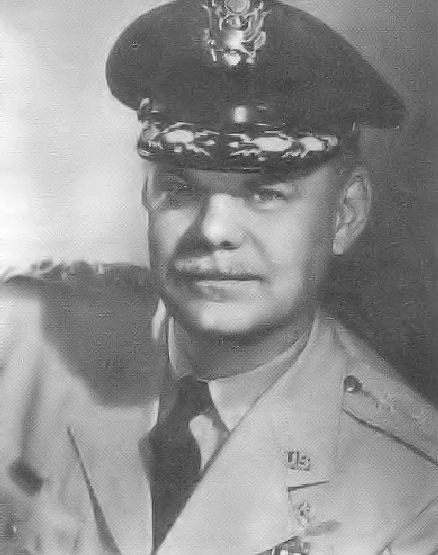 Leo W. Johnson - ConAC Commander 1953