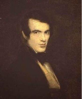 Leonardo Alenza - Self-portrait (1830s)
