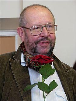 Leszek Engelking Literatura na Swiecie Prize June 25 2009 Fot Mariusz Kubik 01.JPG