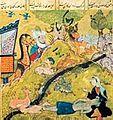 Leyli and Majnun in desert.jpg
