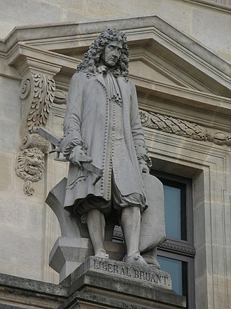 Libéral Bruant - Statue of Libéral Bruant at the Louvre