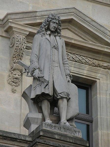 Fichier:Libéral Bruant statue au Louvre v2.jpg