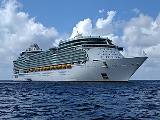 Freedom-class cruise ship - Image: Liberty Of The Seas GC 12 22 16