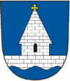 Coat of arms of Libice nad Cidlinou
