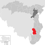 Lichtenegg in the WB.PNG district