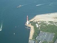 Lighthouse in Barneget NJ.JPG