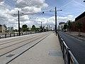 Ligne 4 Tramway près Station Romain Rolland - Clichy Bois - 2020-08-22 - 1.jpg
