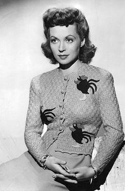 Lilli Palmer 1957