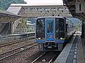 Limited Express Uwakai JR Shikoku 2000 Serise , 特急 宇和海 JR四国 2000系気動車 - panoramio.jpg