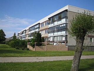 Lindeborg Neighbourhood in Skåne County, Skåne, Sweden