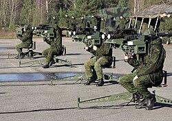 Puolustusvoimat Erikoistehtävät