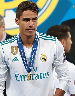 File photo of Varane Image: Антон Зайцев.