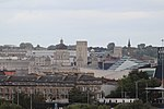 Liverpool landmarks from Argyle Street South.jpg