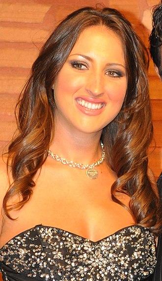 Lizz Tayler - Tayler at the 2011 AVN Awards