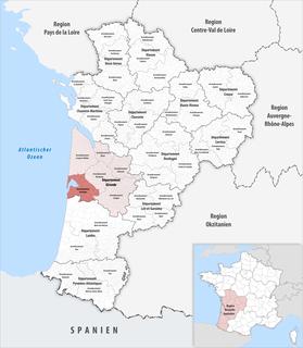 Arrondissement of Arcachon Arrondissement in Nouvelle-Aquitaine, France