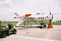Lockheed XFV-1 Salmon RSide FLAirMuse SNF Setup 17April09 (15139597889).jpg