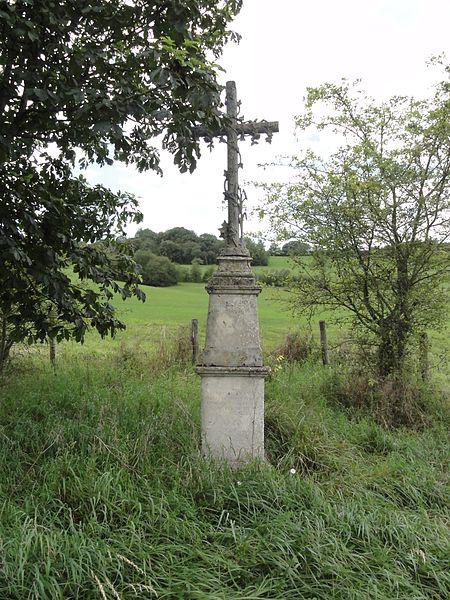 Loisey (Meuse) croix de chemin B