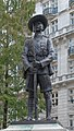 London MMB »203 Horse Guards Avenue - Gurkha War Memorial.jpg