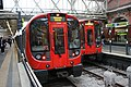 London Underground S7 Stock 21329 & 21357, Hammersmith (17251902716).jpg
