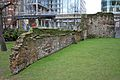 London wall outside the Museum of London 3.jpg