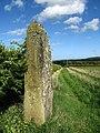 Loth Stone, Traprain - geograph.org.uk - 425423.jpg