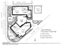 Lothlorien site and 1st floor plan.png